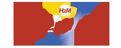 Hydrogen In Motion Logo